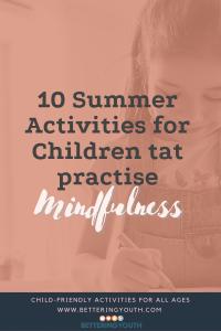 10 summer activities