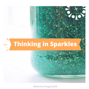 Mindfulness Glitter Jar