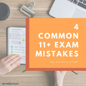 Bettering Youth 4 common exam mistakes