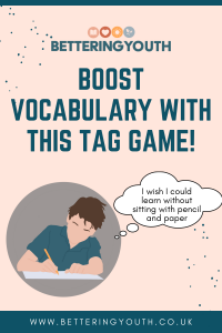 Learn vocabulary with these popular games!