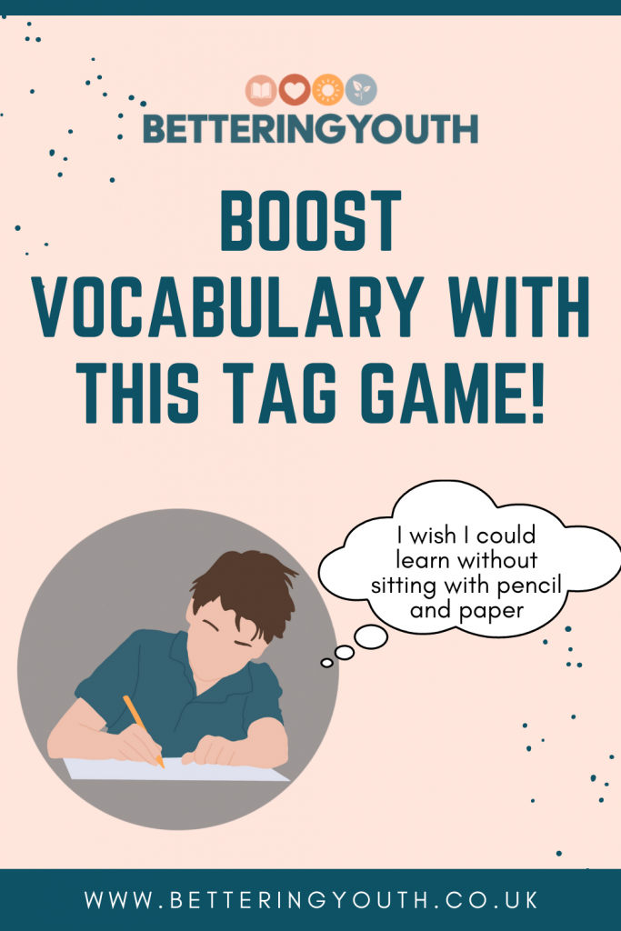 11+ vocabulary word games