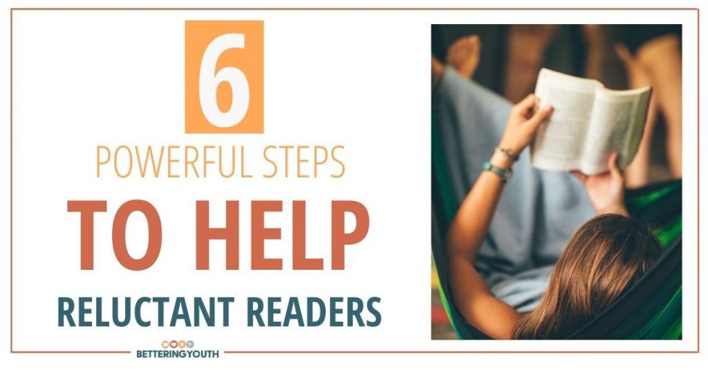reluctant reader