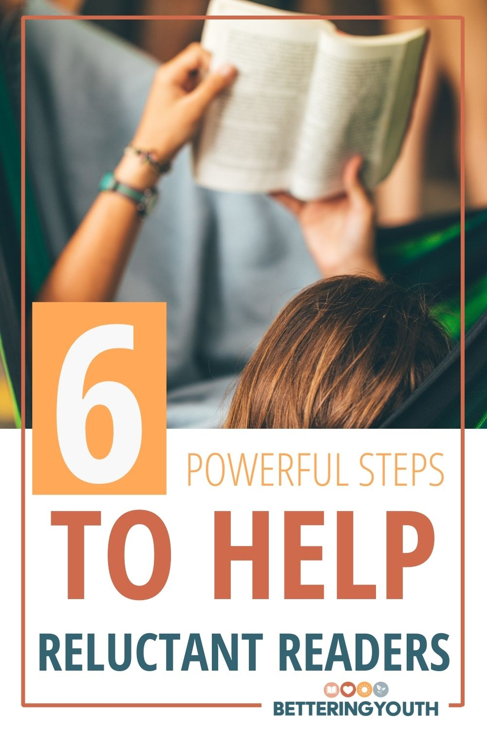 6 Powerful Steps to Support Reluctant and Struggling Readers