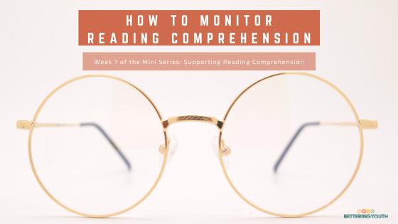 Monitoring Reading Comprehension