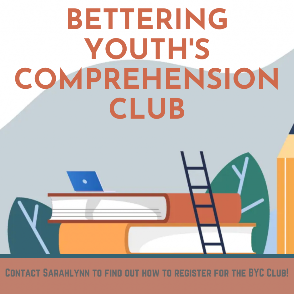 The bettering youth comprehension club