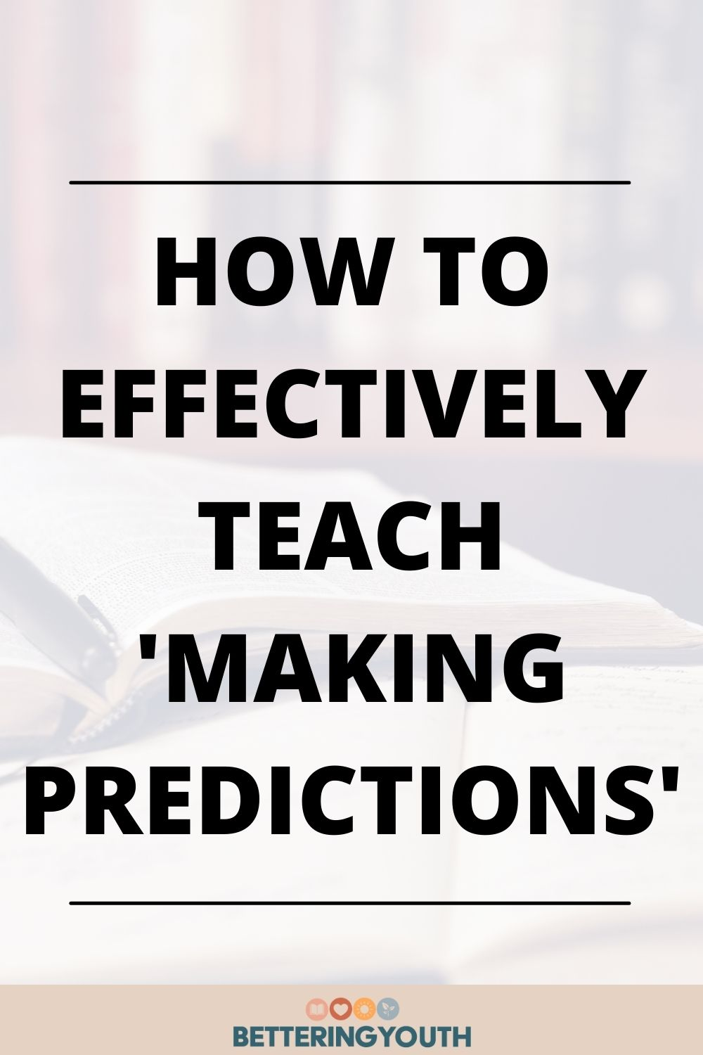 Comprehension Technique: How to Make Inferences