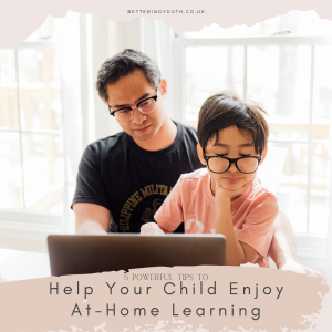 Blog for Enjoying At Home Learning