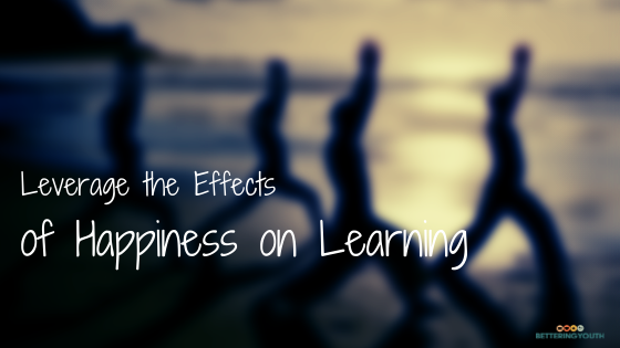 banner for effects of happiness