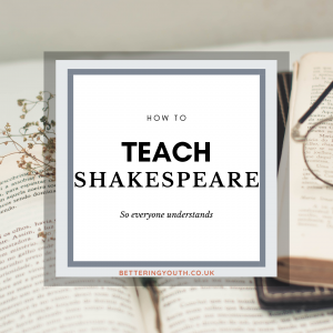 blog shakespeare