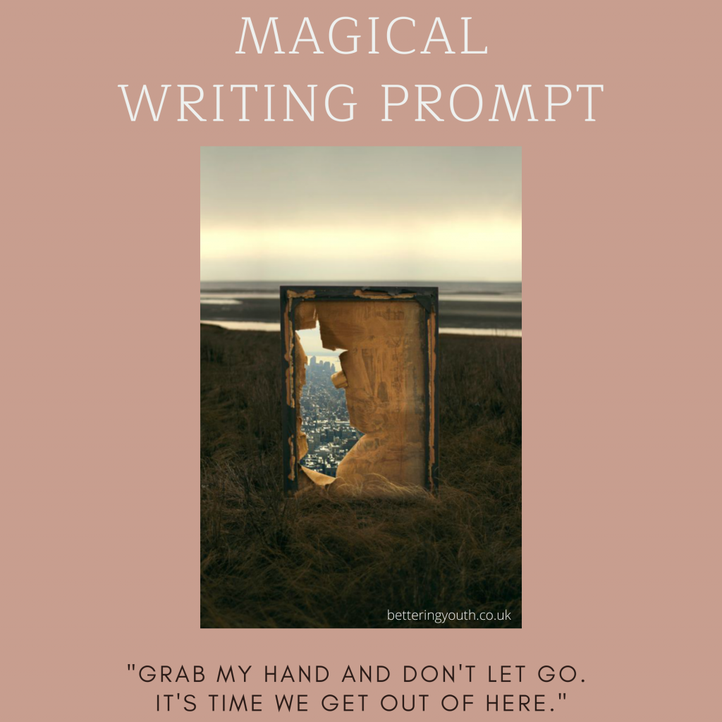 Creative writing prompt for two worlds Kevin Corrado https://conflictingheart.tumblr.com/post/60269464125