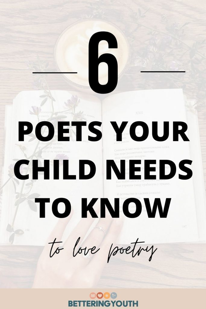 6 poets your child needs to be introduced to blog