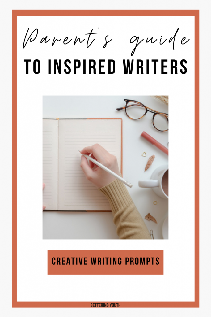 parents guide to creative writing