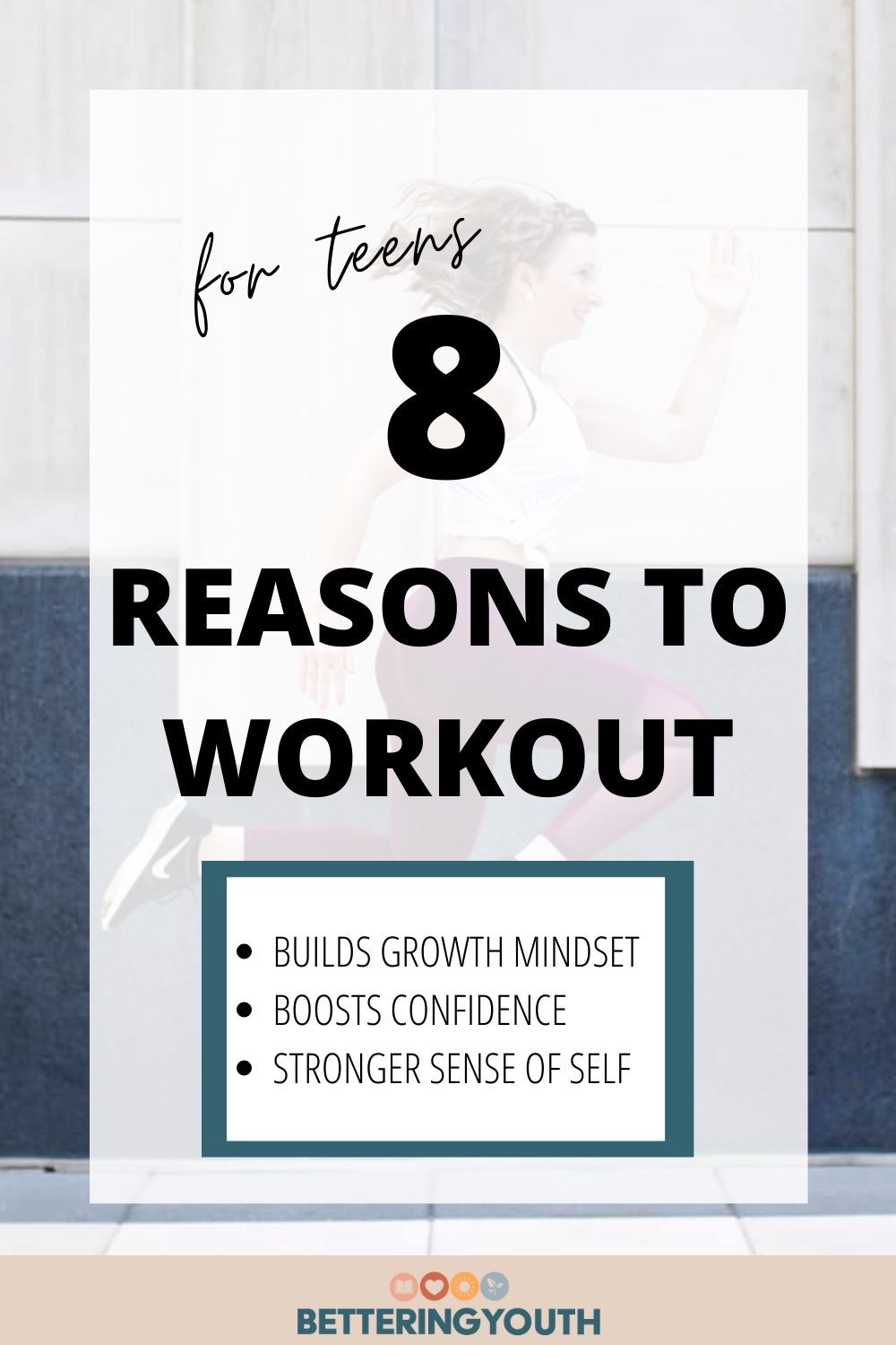 8 Ways Working Out Boosts Confidence for Your Teen