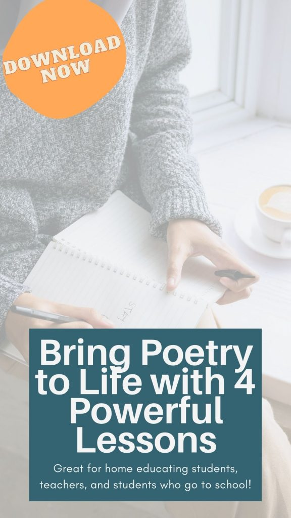 lesson plans for introducing poetry