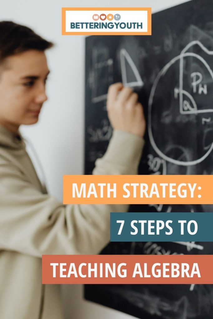 teach algebra