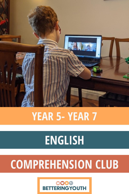 Comprehension Club