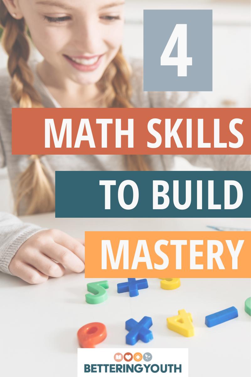 Math skills blog post